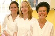 Frau Dipl.-Med. Eleonore Berndt / Frau Rositsa S.Petrova